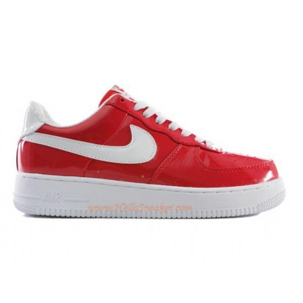 318931-611 Nike Air Force 1 Womens Supreme IO Slam Jam Varsity Red White  C03054 aa27e517d591
