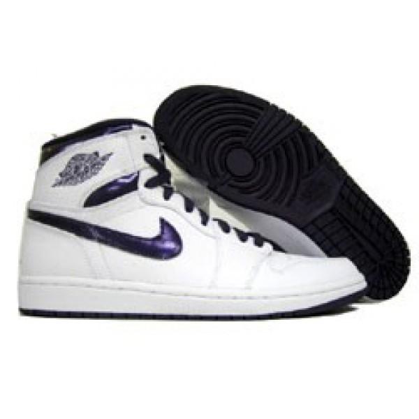 watch f933f 2cc95 332550 151 Air Jordan 1 Retro High White Purple A01011