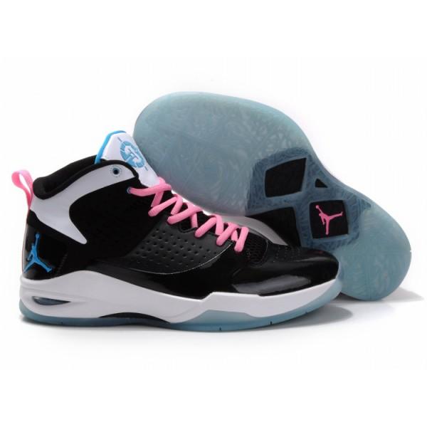 huge selection of 791cf 5e9a0 Jordan Fly Wade 1 Black White Pink A19005