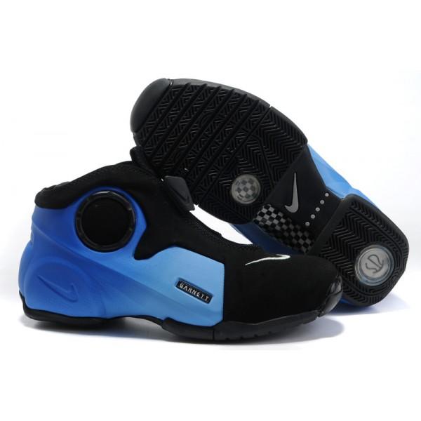 size 40 d07db 31323 386160-003 Nike Air Flightposite II Black Midnight Navy B01003