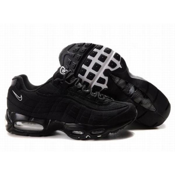 06c436302c8 609048-005 Nike Air Max 95 Black Black D06016