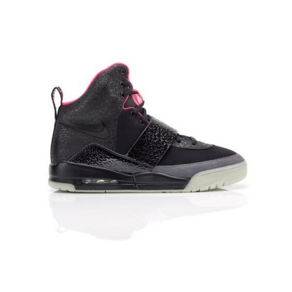 buy popular ad3fa 1452c 366164-003 Kanye West Nike Air Yeezy Black pink H01002