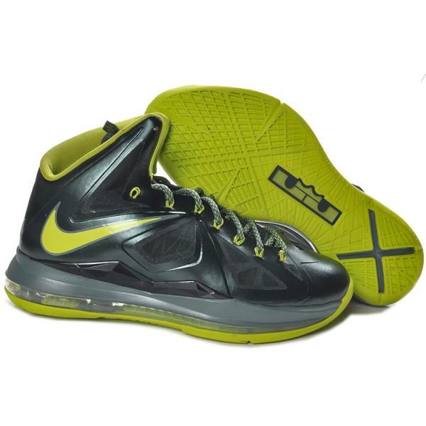 meet dc04d 90912 541100-300 Nike LeBron 10 Dunkman Seaweed Atomic Green Hasta G07003