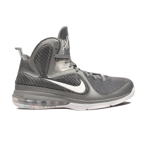 buy online 4fa2b 714cd 469764-007 Nike Lebron 9 cool grey white mtllc silver G06005