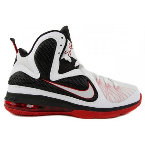 promo code 0069c 00d5b 469764-100 Nike LeBron 9 Scarface White Sport Red Black G06006
