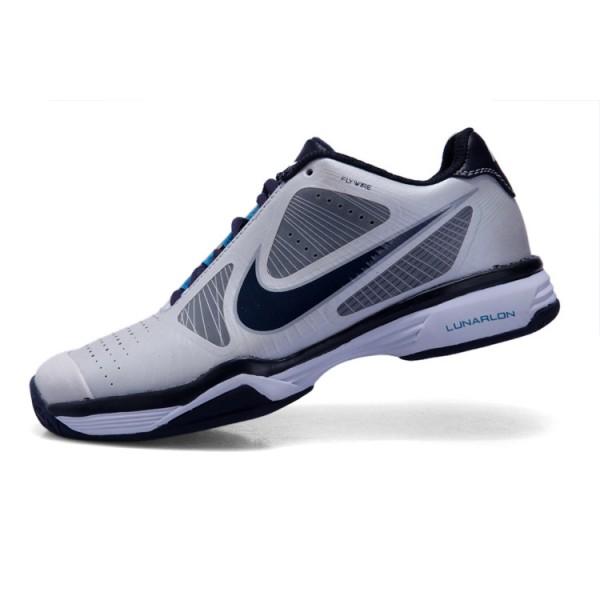 6130774923 429991-101 Nike Lunar Vapor 8 Tour White Dark Blue I05001 [Nike_5106 ...