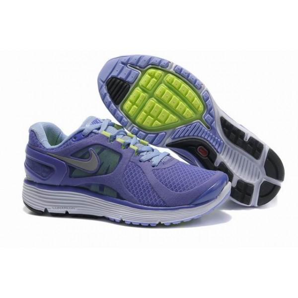 6b5e2b8e902 Nike LunarEclipse 2 Women Purple White Green I06020