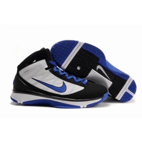b287a87280d4 Nike Hyperize Kobe Bryant Olympic Shoes Black White Blue K03011