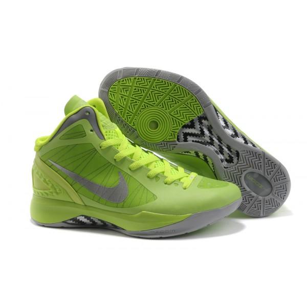 sale retailer 381b2 b1902 454138-700 Nike Zoom Hyperdunk 2011 Volt White Black K07002