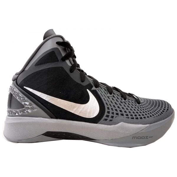 cheap for discount d4019 96adc 469776-001 Nike Zoom Hyperdunk 2011 Black Dark Grey Cool Grey Metallic  Silver K07004