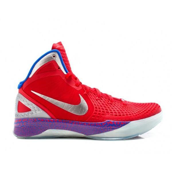 5c1f644104b 469776-601 Nike Zoom Hyperdunk 2011 Supreme BG Unstoppable Sport Red  Metallic Silver Treasure Blue