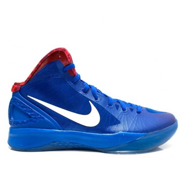 1c93c4c30850 487427-400 Nike Hyperdunk 2011 Blake Griffin LAC PE Treasure Blue White  Sport Red K07008