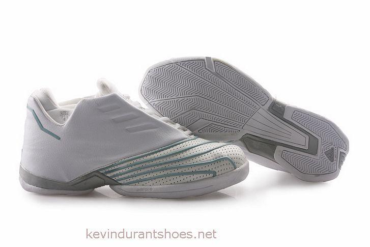 4df61e3f41cb Adidas T-Mac 2 Tracy McGrady Shoes White Fresh Water ID-468