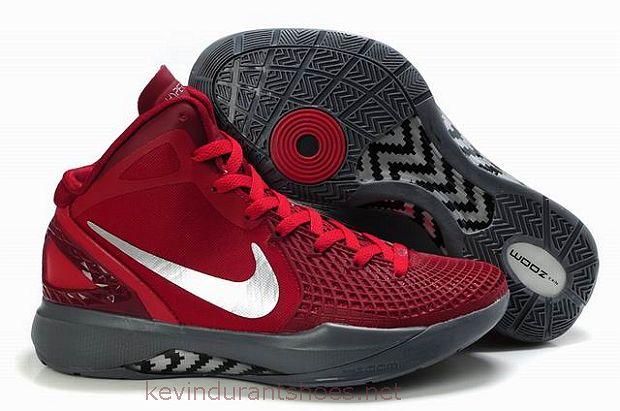 innovative design 4a18e 28ff2 Nike Zoom Hyperdunk 2011 Supreme Blake Griffin Shoes Red Metalli